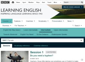 Web_BBC Learning English
